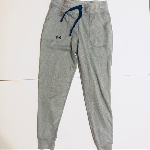 Under Armour Other - Under Armour Grey Girls Joggers